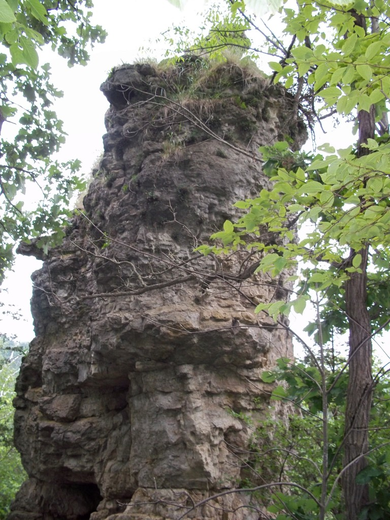 Chimney Rock – Whitewater State Park, Altura, MN |
