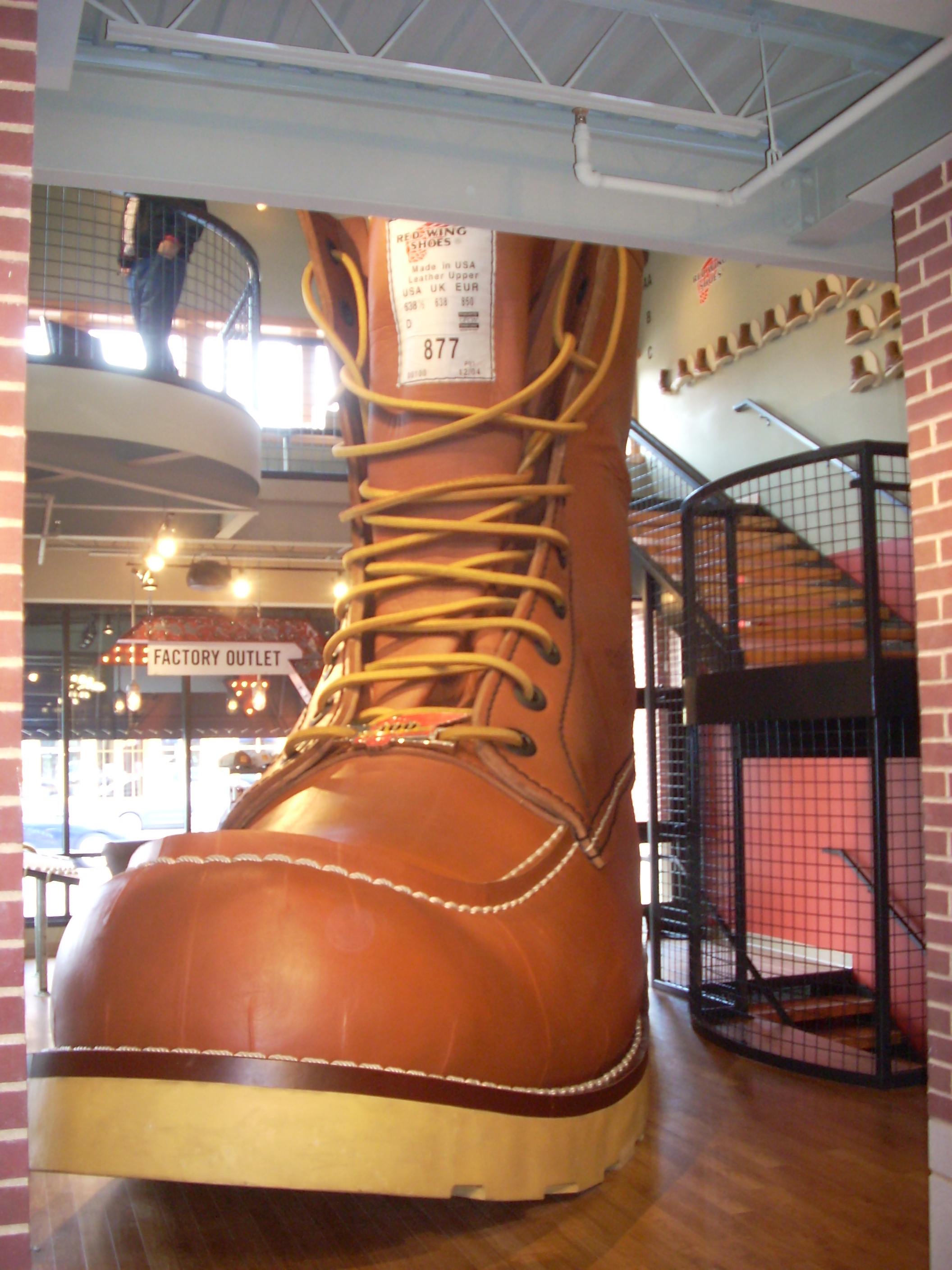 Red Wing Shoes Minneapolis Mn