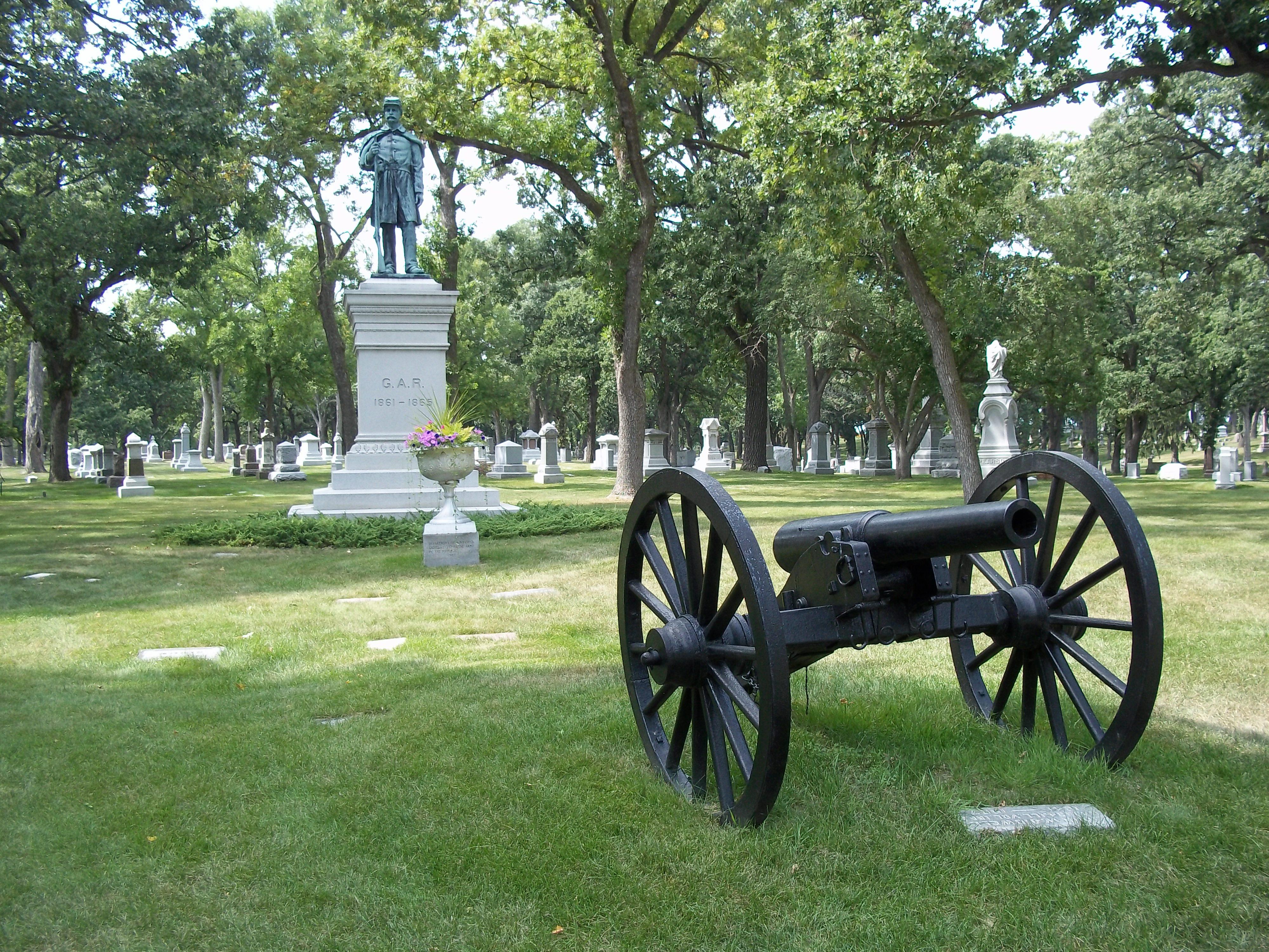 Lakewood Cemetery Minneapolis Mn