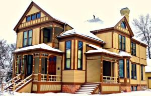 The top 50 coolest houses in minnesota for Southern indiana home builders