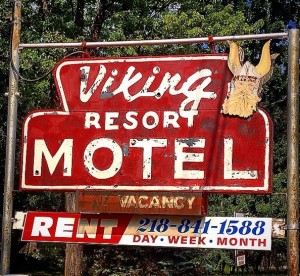 Viking Resort Motel Detroit Lakes Mn