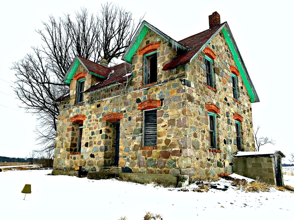 Prairie Architecture Part 4 Of 4 - 100-wood-and-stone-house