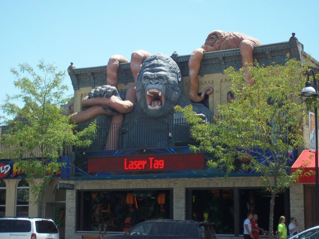 The Madness Of Wisconsin Dells From A Z
